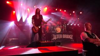 Alter Bridge -【Lover】Live in Luxexpo THE BOX, Luxembourg (2017-06-26)