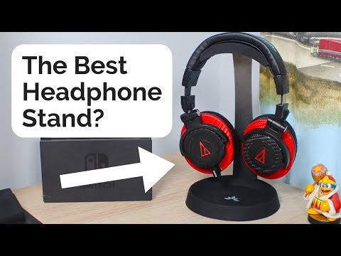 Is This the Best Headphone Stand?