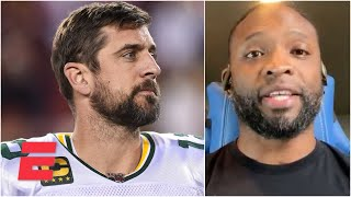 Aaron Rodgers will play for the Packers or another team in 2021, he won't retire – Ahman Green | KJZ