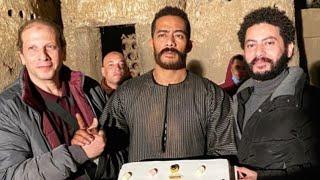 عاجل/وصول محمد رمضان مصر لإستكمال تصويره مسلسل موسي  انتظرو الجديد ???