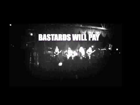 THE SKULL - R.I.P. / Bastards Will Pay (Live @ Oakland Metro Opera 9-21-15