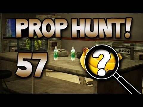 Stop The Creepy Radio Laughter (Prop Hunt! #57)