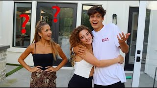 MY FRIENDS MEET MY NEW GIRLFRIEND!!