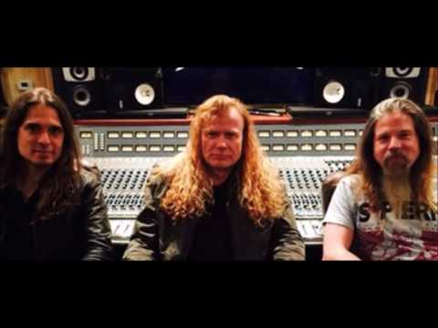 Mustaine says Chris Adler has nothing to do with us anymore - Slipknot's Mick Thomson joins Jackson!
