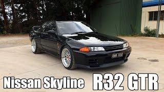Nissan Skyline R32 GTR - RB26DETT