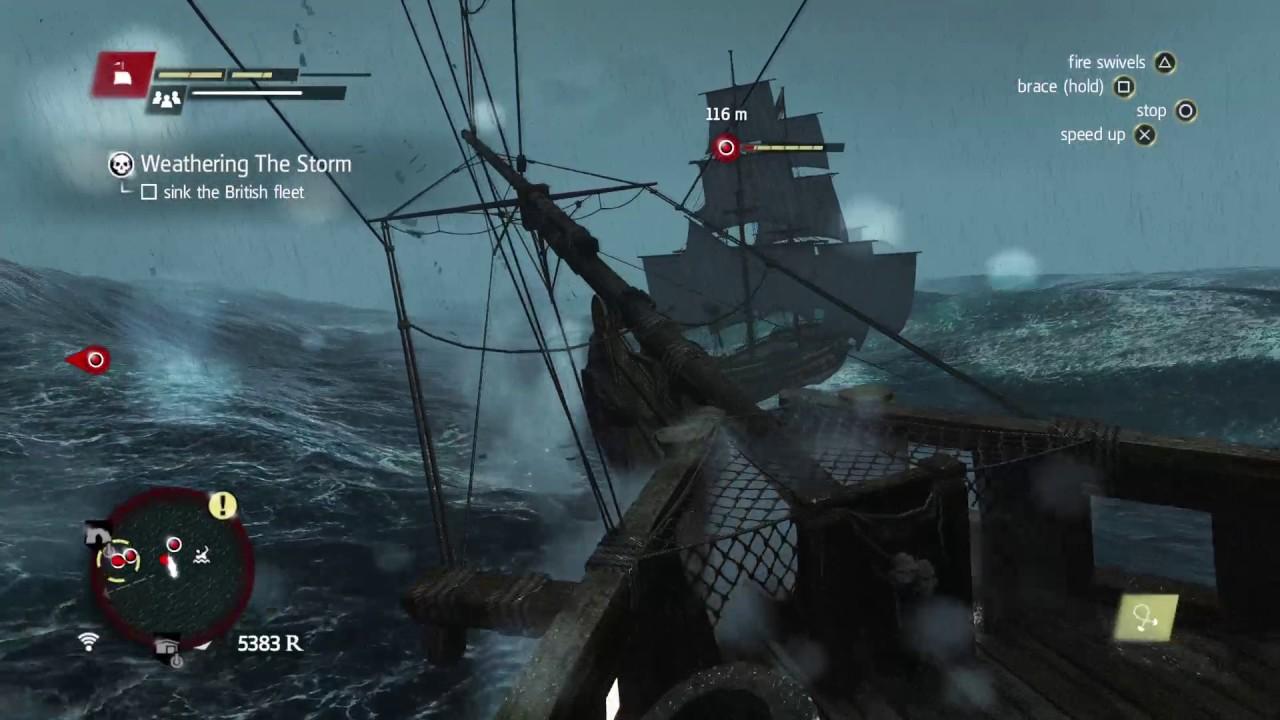 Assassin S Creed Iv Black Flag Random Gameplay Ps4 Pro Youtube
