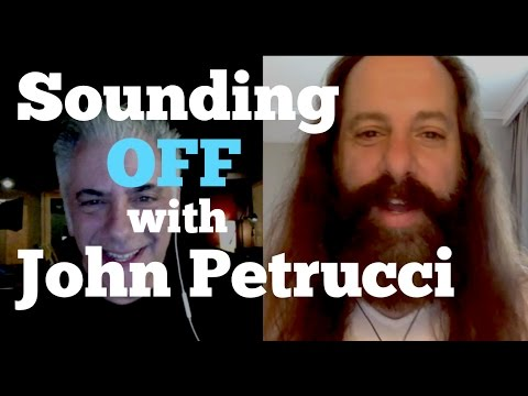 John Petrucci Interview on Sounding Off with Rick Beato