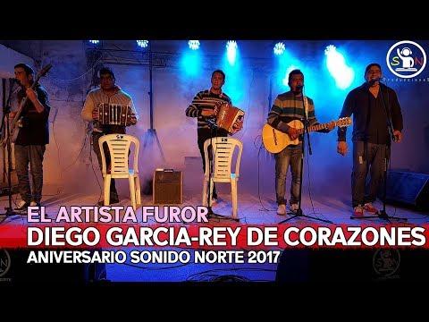 DIEGO GARCIA - FESTIVAL DE SONIDO NORTE 2017 PARTE 1