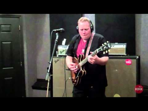 "North Mississippi Allstars ""Goat Meat"" Live at KDHX 11/16/13"