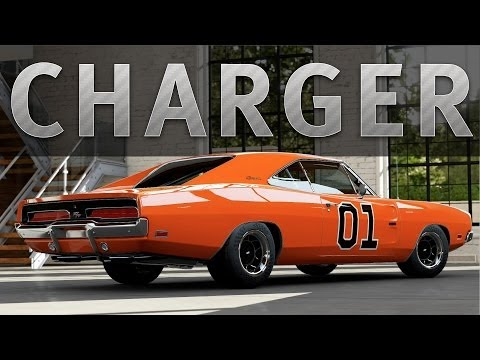 """Forza 5 Car Build : Dodge Charger """"Dukes of Hazzard General Lee"""""""