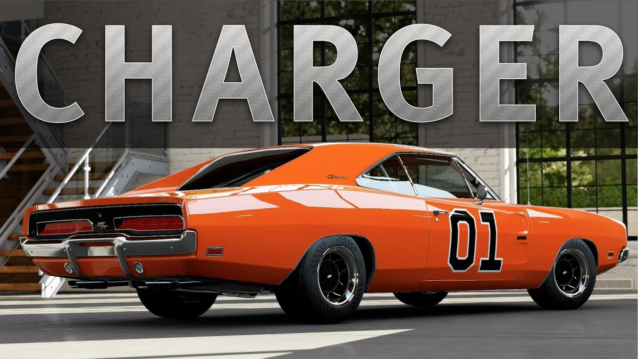 forza 5 car build dodge charger dukes of hazzard general lee youtube