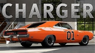 "Forza 5 Car Build : Dodge Charger ""Dukes of Hazzard General Lee"""