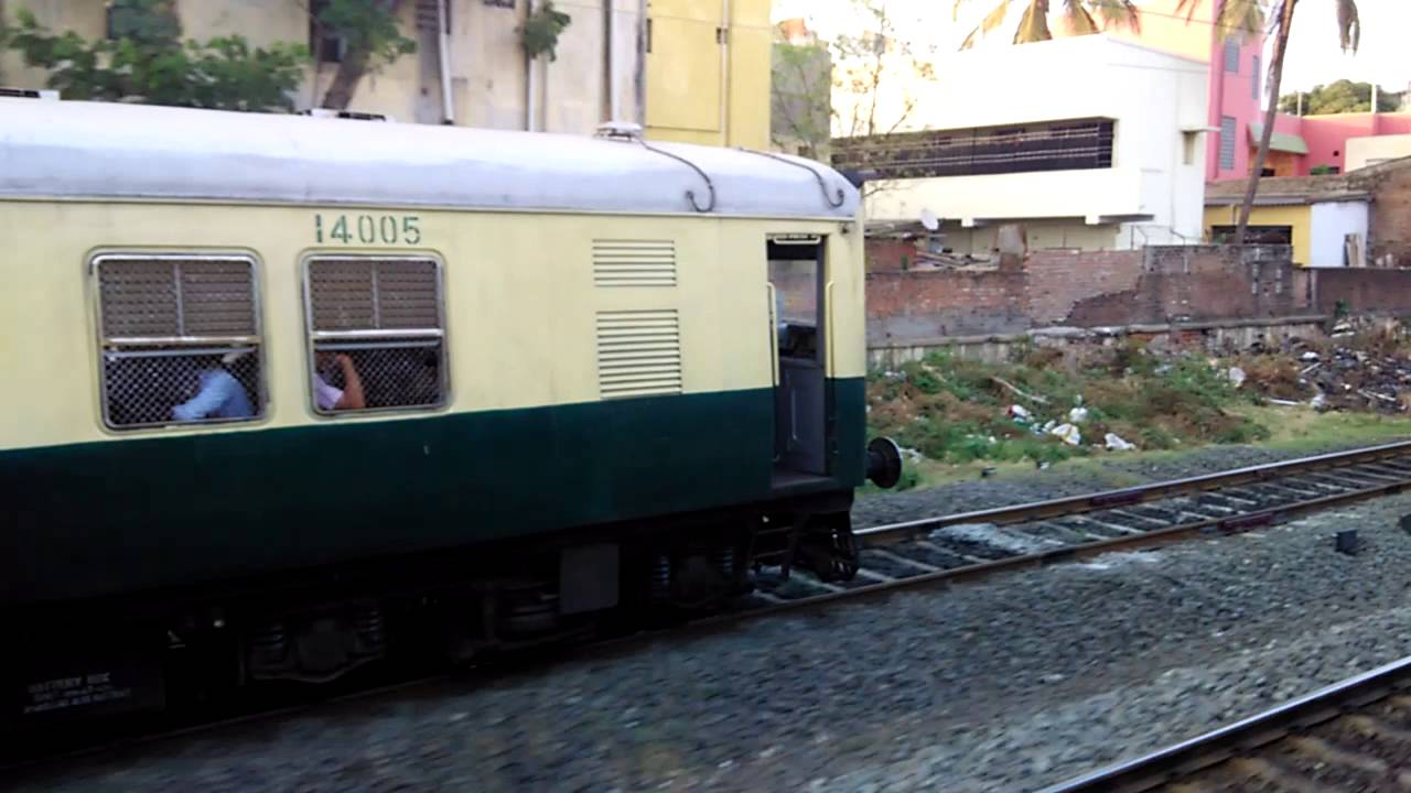 Image result for chennai local train