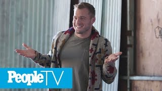 The Bachelor's Colton Underwood Says He's 'Undeniably Myself' This Season | PeopleTV