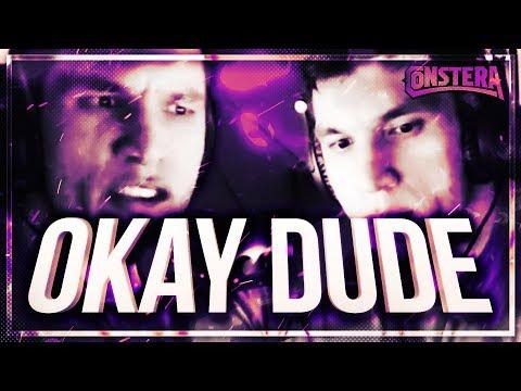 🎵 OKAY DUDE (Trainwreckstv Music Video) 🎵