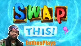 Swap This! (Switch) - EnthusPlays #SwapThis #SwapThis! #TwoTribesGames #Nindies