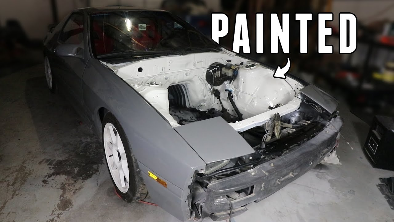 diy-engine-bay-paint-turbo-ii-swap-part-3