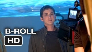 Percy Jackson: Sea of Monsters Complete B-Roll (2013) - Logan Lerman Movie HD