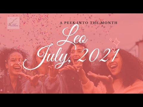 ♌ LEO ♌: Let That Light Shine! - July