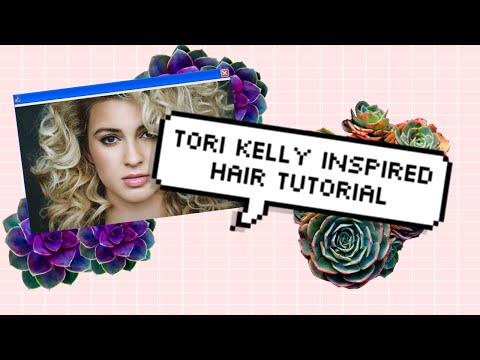 Tori Kelly Inspired Hair Tutorial!