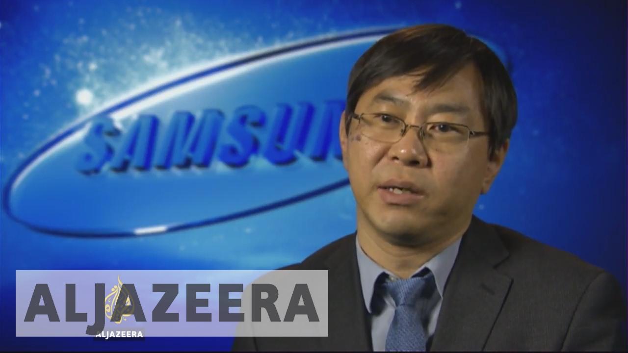 """Samsung, Perkasa di Tengah """"Tradisi"""" Skandal  Keluarga"""