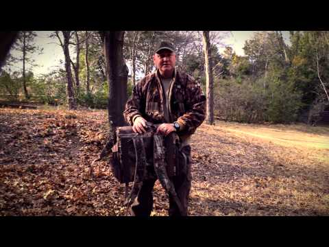 COYOTE OR TURKEY HUNTING CHAIR TRACKER + XT REVIEW