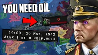 This Disaster Germany HOI4 Savegame Shows WHY YOU NEED OIL