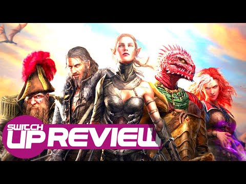 Divinity: Original Sin 2 Nintendo Switch Review - BEST RPG ON SWITCH?