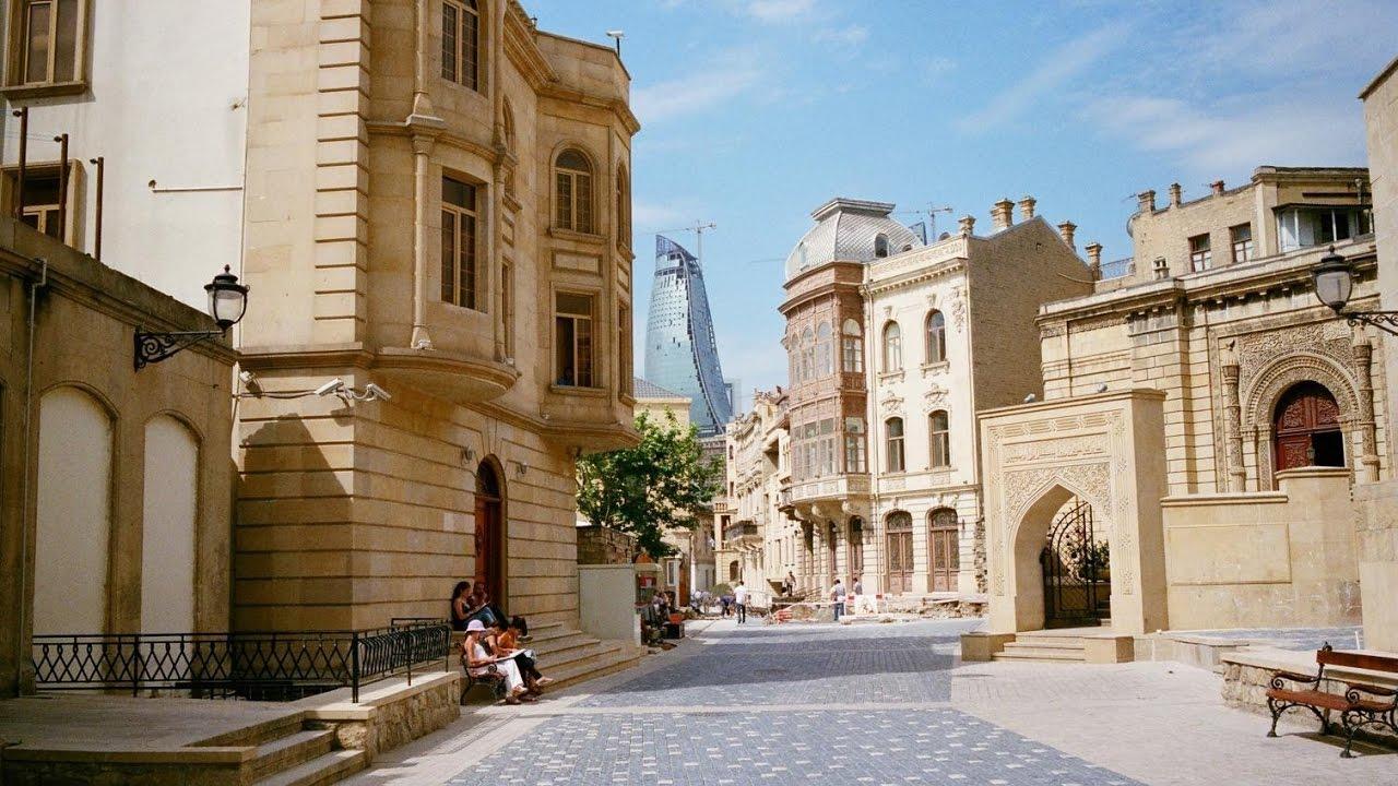 Картинки по запросу Баку: старая часть города