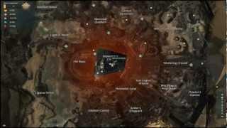GW2 - Black Citadel _ Citadel Stockade POI