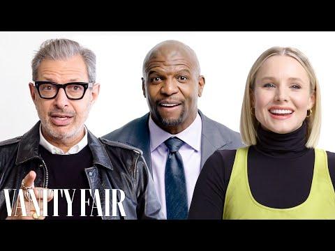 Kristen Bell, Terry Crews, Jeff Goldblum & More Break Down Their First IMDb Credit   Vanity Fair