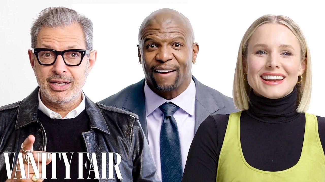 Kristen Bell, Terry Crews, Jeff Goldblum & More Break Down Their First IMDb Credit
