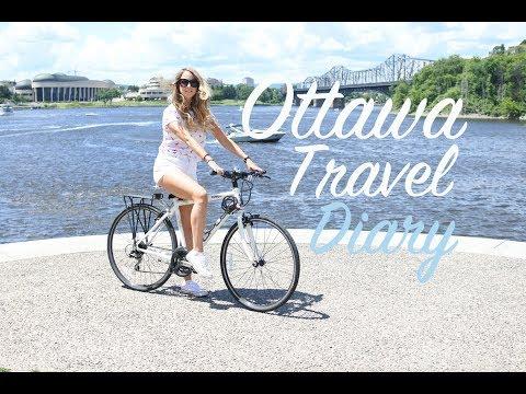 SHORT PRESENTS   OTTAWA TRAVEL DIARY