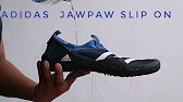 80d85e5862a Adidas jawpaw on foot - YouTube