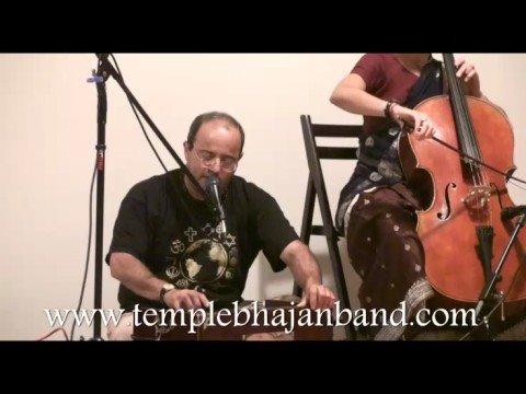 Temple Bhajan Band - Radhe Radhe Govinda