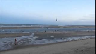 kitesurf em Mucuri