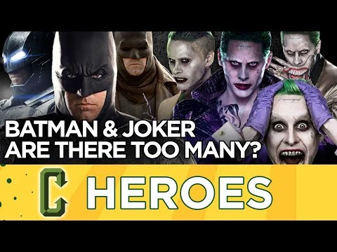 Batman and Joker: Are There Too Many?