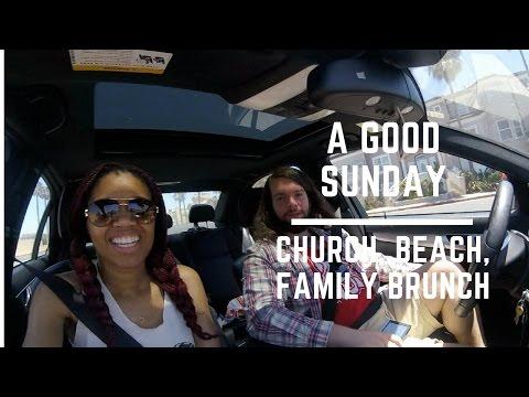 A Good Sunday at Huntington Beach