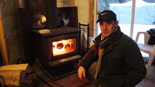 Pacific Energy Super 27 Wood Stove(, 2019-01-07T00:43:34.000Z)