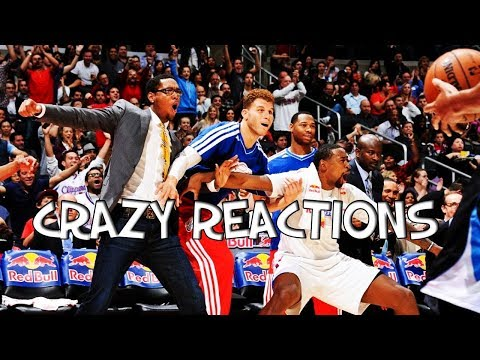 NBA BEST REACTIONS