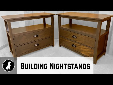 A Tale of Two Nightstands