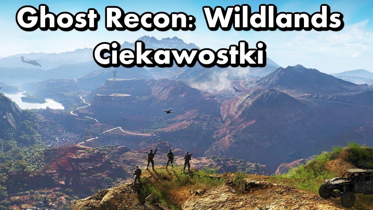 Tom Clancy's Ghost Recon: Wildlands – Ciekawostki