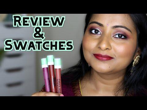 disguise-cosmetics-liquid-lip-cream-|-matte-liquid-lipstick-review-+-swatches
