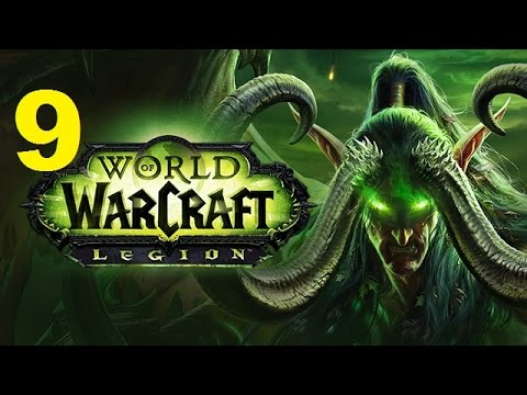 Amo Plays World of Warcraft Legion - Ep 9 - How The Monk Got His Zen Flight Back (Gameplay)