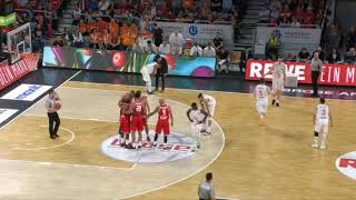 Playing Time Philipp Herkenhoff #14 | Round 1 - Game 4 - Brose Bamberg vs. Rasta Vechta - 2018-19