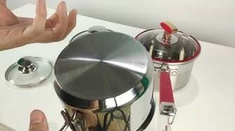 Chọn mua nồi nấu bột bếp từ chất lượng cao đảm bảo bắt từ cực tốt 12cm, 14cm, 16cm - Đạo Nguyễn