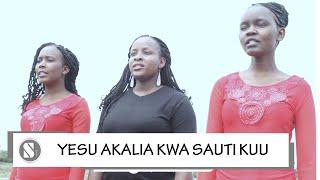 Yesu Akalia kwa Sauti Kuu | G A Chavallah | Sauti Tamu Melodies | wimbo wa Kwaresma/Lent/Juma Kuu