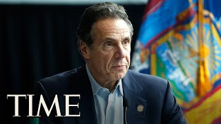 New York Governor Andrew Cuomo Delivers Briefing On COVID-19 | TIME
