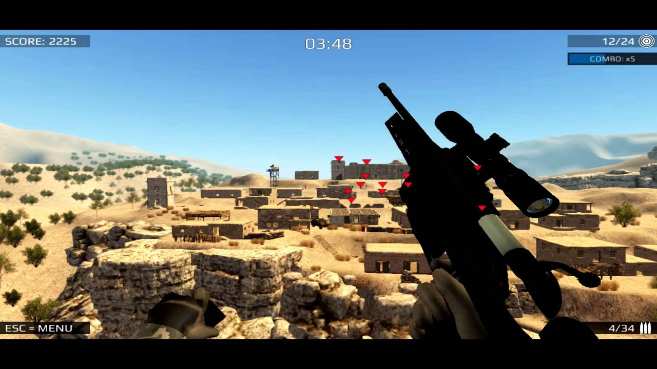 Stealth Sniper 3