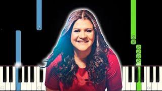 Não Pare - Midian Lima | Piano e Teclado Tutorial